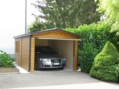 Pergolati gazebi casette in legno box auto imola bologna for Tre box auto